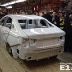 АвтоВАЗ запустил серийное производство Lada Vesta