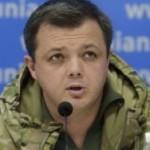 Семенченко: Минский план нереалистичен