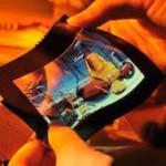 В России созданы гибкие дисплеи