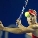 Шарапова вышла в четвертьфинал турнира в Акапулько