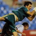 Бразильские фанаты избили вратаря в раздевалке