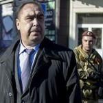 Плотницкий заявил о сбитом украинском Су-25