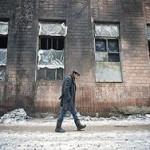 В Донецке под обстрел попал пункт раздачи гуманитарной помощи