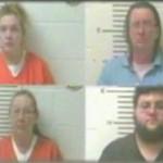 Американская семья инсценировала похищение ребенка
