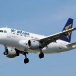 Гражданин Украины устроил дебош в самолете Air-Astana