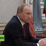 Путин на переговорах по Украине сломал карандаш