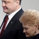 Грибаускайте: после Украины настанет наш черед