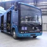 В России спроектировали автобус из композитных материалов