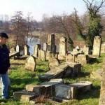 Во Франции осквернили еврейское кладбище