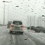 Под Петербургом произошло ДТП с 40 автомобилями