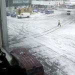 Авиакомпании США отменили 2600 рейсов из-за снегопадов
