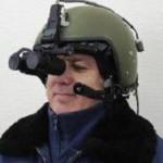 Летчики получили модернизированные очки ночного видения