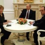 Меркель планирует серьезное предупреждение Путину