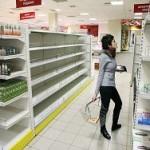 Пустые полки в магазинах возможны уже этим летом