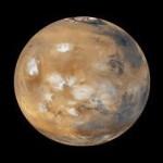 У южного полюса Марса заметили таинственную дымку