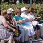 В Крыму пенсионеры получают на 14% больше, чем в среднем по РФ