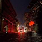 При пожаре на оптовом рынке в Китае погибли 17 человек