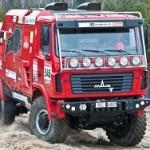 МАЗ будет продавать спортивные грузовики