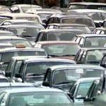 На 1000 россиян приходится 284 легковых авто