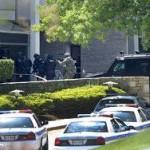 Стрельбе в американской школе: пострадали два подростка
