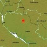 В Полтавской области впервые произошло землетрясение