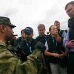 Спецмиссия ОБСЕ направилась в Дебальцево