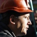 В Украине бастуют шахтёры
