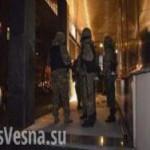 """Силовикам дан приказ разоружить удерживающих здание """"Укрнафты"""""""
