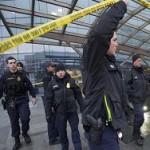 В метро Вашингтона полицейский застрелил мужчину