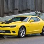 Звездно-полосатый: пытаемся понять, чем крут Chevrolet Camaro SS