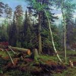 Крым вернул картины Айвазовского и Шишкина из музеев Украины
