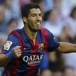 Гол Суареса принес «Барселоне» победу над «Реалом»
