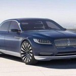 Роскошный флагманский седан Lincoln Continental