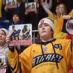 Клуб КХЛ покинут более 20 хоккеистов
