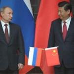 Путин ждет Си Цзиньпина на празднование 70-летия Победы