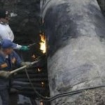 Украина решает газовую проблему: шантаж, блокада, грабёж