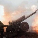 На окраинах Донецка начались бои