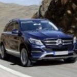 Новая модель кроссовера Mercedes-Benz GLE