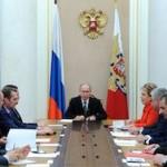 """Совбез: США могут применить технологию """"цветных революций"""" к РФ"""