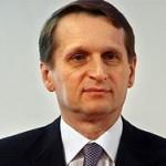 """Нарышкин прокомментировал предложение вернуть """"нулевое промилле"""""""