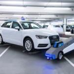 Audi доверила роботам транспортировку автомобилей