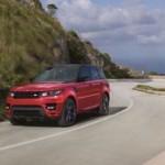 Range Rover Sport еще раз обновили