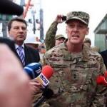 Генерал США: мы прибыли в Латвию, чтобы защитить свободу
