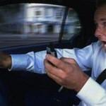 Никаких мобильных телефонов за рулём!