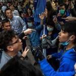 Наплыв китайских челноков вызвал в Гонконге беспорядки