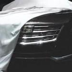 Флагманский Cadillac показали на фото