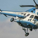 С вертолетом Ми-2 пропала связь в Красноярском крае