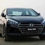 """Hyundai """"посеял"""" изображение новой Elantra"""