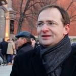 Открытая позиция Владимира Мединского?