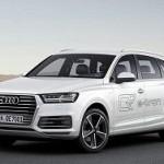 Audi готовится к выпуску большого электрического внедорожника